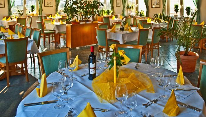 Restaurant Strandhotel Aseleben am Süßen See