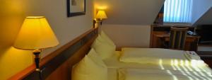 Zimmer im Strandhotel Aseleben