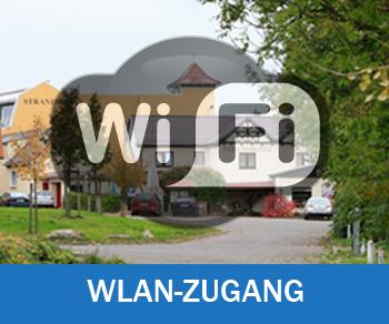 kostenloser WLAN-Zugang im Strandhotel Aseleben