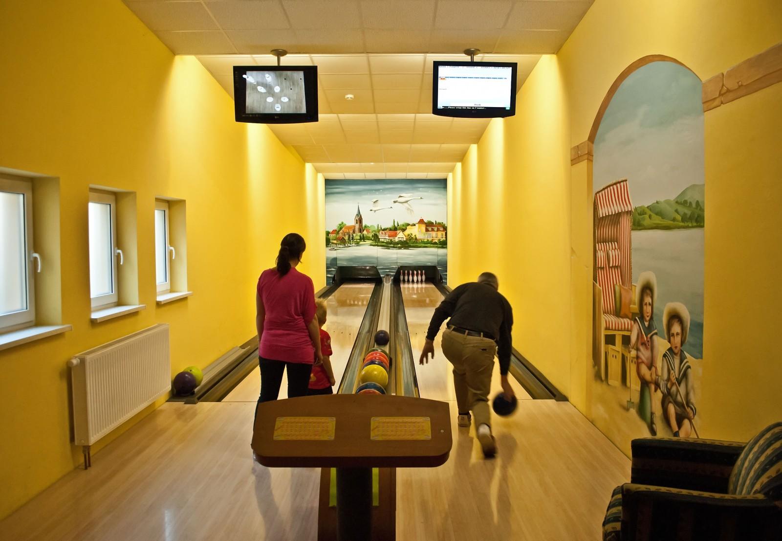 Bowlingwochenende im Strandhotel Aseleben, Süßer See