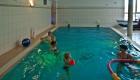Schwimmhalle, Schwimmbad im Strandhotel Aseleben