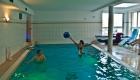 Schwimmhalle, Hallenbad im Strandhotel Aseleben, Seeburg