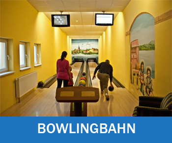 Freizeit - Bowlingbahn im Strandhotel Aseleben