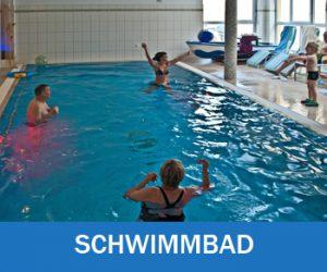 Schwimmbad im Strandhotel Aseleben